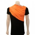 Alex orange & Black top front