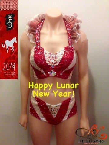 Lunar New Year greeting
