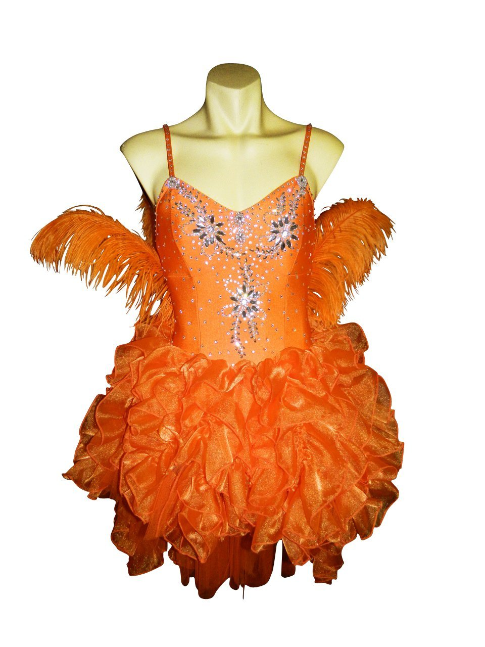 Orange Dancing Queen front